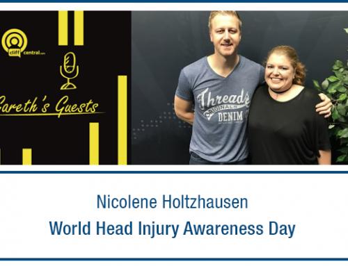 Nicolene Holtzhausen: World Head Injury Awareness Day